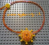 Lego Jewelry – Pendant Necklace