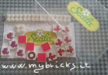 Lego Jewelry - Bracelet jewel - Scala 309