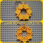 Lego Christmas Star