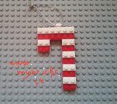 Lego Christmas Candy
