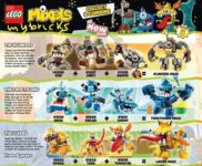 Lego Mixels Series 5 – 41536-41544