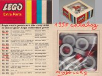 Lego Samsonite – 1957 Catalog