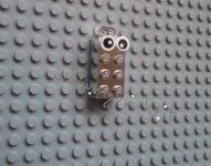 Lego Silver emoticon