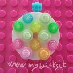 Lego Summer charm pendant
