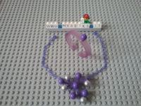 Mybricks Purple Bloom Jewels