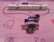 Lego Friends Camera Necklace Day #7