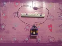 Lego Friends Christmas Lantern Necklace Day #11