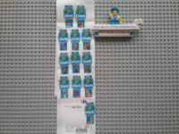 Mybricks Lego Chiquita Stickers