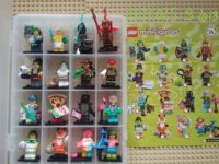 Minifigure series 19 – 71025