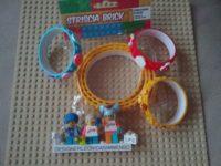 Lego DOTS MOC bracelets