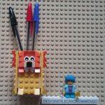 Lego Lion pencil case