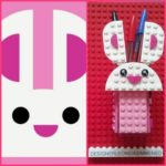 Lego Rabbit Pencil Case