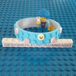 Lego emoticon bracelet