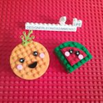 Lego necklace day #1