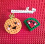 Lego Happy Storage boxes