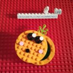 Lego Orange case