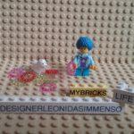 Mybricks special minifigures necklace