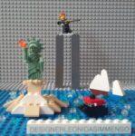 Mybricks Lego The Walk – Tribute to Philippe Petit