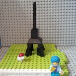 Mybricks shopping in Paris