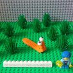 Mybricks Lego snail