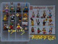 Lego 41030 – Looney Toones Minifigures Series 1